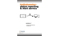 AethAlerts - Networking Software Brochure