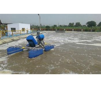 Retrofits and Supplemental Wastewater Aeration System