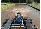 Aire-O2 Triton - Model TR Series - Advanced Process Wastewater Aerator/Mixer System