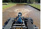 Aire-O2 Triton - Model TR Series - Advanced Process Wastewater Aerator/Mixer System