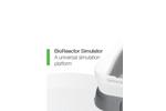 BioReactor Simulator (BRS) Brochure