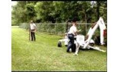 Little Beaver Inc. | Mechanical & Hydraulic Earth Drills Video