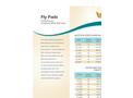 AirStop & VentaTex - Model 3000 & 5000 Series - Fly Pads - Brochure