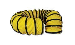 EnviroDuct - Model 1399/1899 - PVC/Polyester Substrate with Steel Wire Helix
