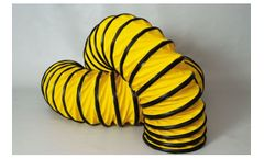 ThermoHose - Model 1095/1399/1899 - PVC/Polyester Substrate with Steel Wire Helix