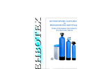 Ionic Exchange Automatic Filtration Units - Installations Manual
