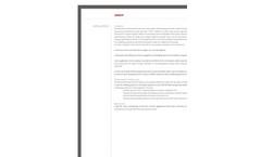 Green - Model Art.378 - Full Flow Ball Valve Brochure