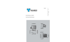 In-Line Centrifugal Pumps Brochure
