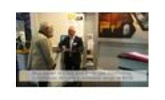 LumaSense Techologies Tradshow Video-Sensor & Test - Video