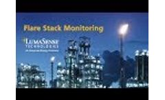Flare Stack Monitoring with Quasar 2 and FlareSpection - Video