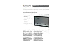 INNOVA - Model 1316-2 - Refrigerant Leak Monitor - Datasheet
