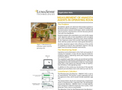 Monitoring of Anesthetic Gases - Application Note