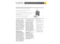 LumaSense - Model Luxtron 812 - Two Channel Fiber Optic Thermometer - Datasheet