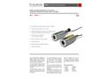 LumaSense - Stationary, Fully Digital and Fast Compact Pyrometer - Datasheet