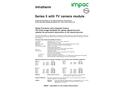 LumaSense IMPAC - Model Series 5 - Pyrometers with TV Camera Module - Brochure