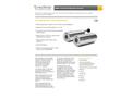 LumaSense IMPAC - Model IGA 6 Advanced - Datasheet