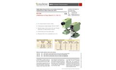 LumaSense IMPAC - Model IS 12-Si - Datasheet