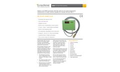 LumaSense IMPAC - Model IGAR 12-LO - Datasheet