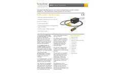 LumaSense IMPAC - Model IS 50/067-LO plus - Datasheet