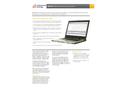 LumaSoft - Version 7880 - Gas Multi Point Application Software - Datasheet