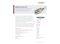 LumaSense IMPAC IN 5/9 Plus Digital Pyrometer - Datasheet