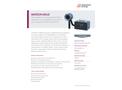 Advanced Energy Mikron M316 Ultra-Portable, Low Temperature Blackbody Calibration Sources - Datasheet