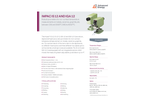 IMPAC IS 12 AND IGA 12 Robust Pyrometers for Non-Contact Temperature Measurements - Data Sheet