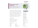 IMPAC ISR 12-LO AND IGAR 12-LO Digital 2-Color Pyrometer with Fiber Optics For Temperature Measurement - Data Sheet
