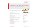 Ultravolt Dual Polarity 1/8c To 6c Series Dual Output High Voltage, High Power Converters - Data Sheet