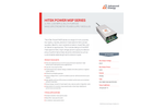 Hitek Power MSP Series Ultra-Low Ripple, Multi-Purpose Mass Spectrometry Power Supply Modules - Datasheet