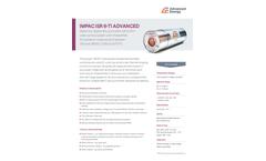 IMPAC ISR 6-TI ADVANCED Stationary, Digital Ratio Pyrometer - Data Sheet