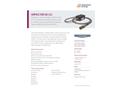 Impac ISR 50-LO Digital Two-Color Pyrometer - Data Sheet