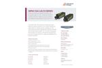 IMPAC IGA 140/23 SERIES Highly Accurate, Fully Digital Pyrometers - Data Sheet