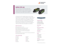 IMPAC IPE 140 Highly Accurate, Fully Digital Pyrometer - Data Sheet