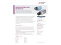 Mikron MCS640 AND MCS640-HD Compact, Short Wavelength Thermal Imaging Process Cameras - Data Sheet