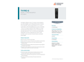 Thyro-S Digital Thyristor Switch 8 TO 350 A - Data Sheet