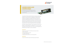 ANDROS 6500 AND ANDROS 6520 High-Performance OEM Gas Analyzers - Data Sheet