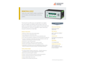 INNOVA 1512 Highly Accurate, Reliable, Stable, Quantitative, and Remotely Controllable Gas Monitoring System - Data Sheet