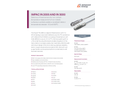 IMPAC IN 2000 AND IN 3000 Stationary Infrared Sensors for Non-Contact Temperature Measurement - Brochure