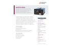 MIKRON M340 Portable, Sub-Zero Temperature Blackbody Calibration Source - Data Sheet