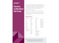 Factory Calibration Services - Data Sheet