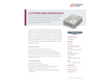 LUXTRON M924 OEM Module Fiber Optic Temperature Sensing - Data Sheet