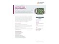 LUXTRON M924 Utility Module - Data Sheet