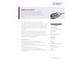 IMPAC IN 210/5 Digital Pyrometer Designed for Temperature Measurement - Data Sheet