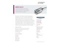IMPAC IN 5/5 Compact Pyrometer for Temperature Measurement - Data Sheet