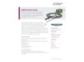 IMPAC IS 50-LO/GL Digital Pyrometer with Fiber Optic Designed for Non-Contact Temperature Measurement - Data Sheet