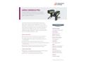 IMPAC SERIES 8 PRO Portable Digital Pyrometers for Non-Contact Temperature Measurement - Data Sheet
