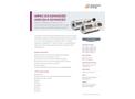 IMPAC IS 6 and IGA 6 Advanced Stationary, Digital Pyrometers for Noncontact Temperature Measurement - Data Sheet