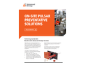 On-Site Pulsar Preventative Solutions - Brochure