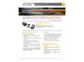 On-Site Pyrometer Maintenance Services (EMEA) - Brochure